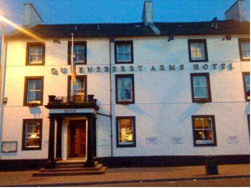 Queensberry Arms Hotel in Scotland