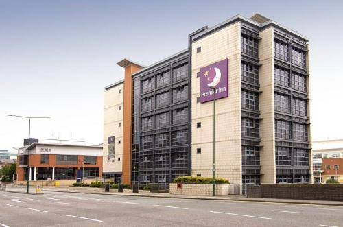 Premier Inn Nottingham Arena - London Road