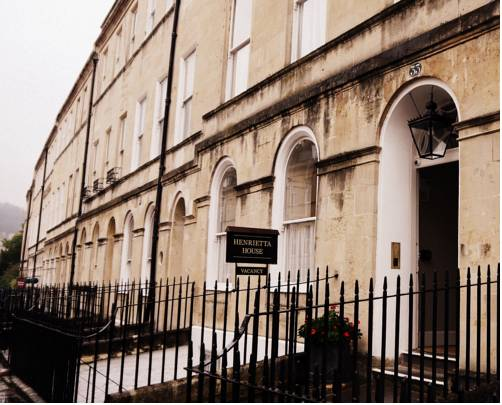 Henrietta House in Bath