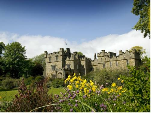 Otterburn Castle Country House Hotel in Northumberland