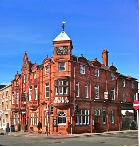 The Bull and Stirrup Hotel in Chester