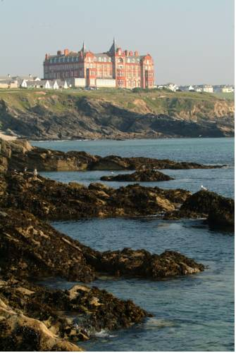 The Headland Hotel and Spa in Cornwall