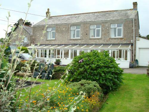 The Gables Guest House in Cornwall