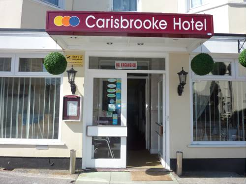 Carisbrooke Hotel in Bournemouth