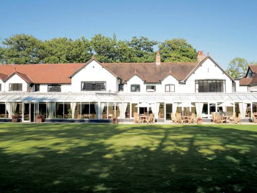 Macdonald Craxton Wood Hotel and Spa in Chester