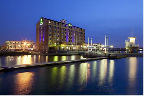 Holiday Inn Express Manchester - Salford Quays in Manchester