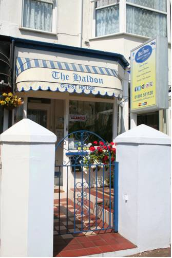 The Haldon Guest House in Paignton