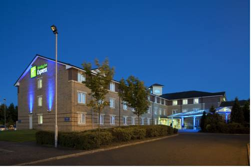 Holiday Inn Express Stirling in Scotland