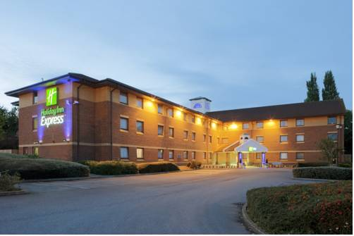 Holiday Inn Express Taunton in Devon