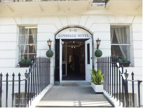 Lonsdale Hotel in London