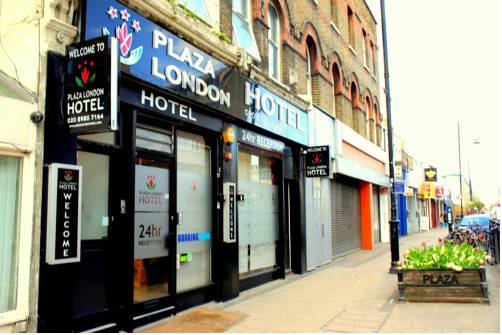 Plaza Hotel London Bethnal Green