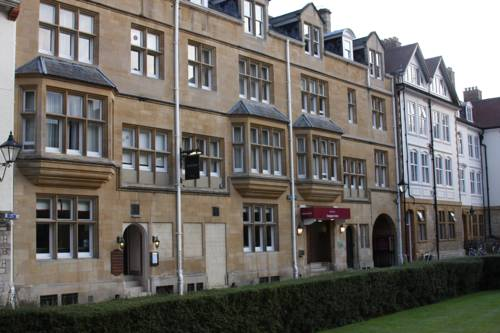 Mercure Oxford Eastgate Hotel in Oxford