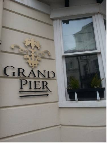 Grand Pier Guest House in Brighton