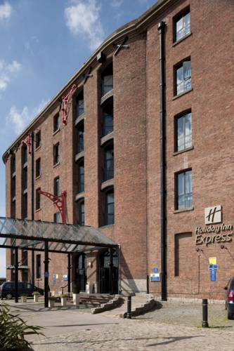 Holiday Inn Express Liverpool-Albert Dock in Liverpool