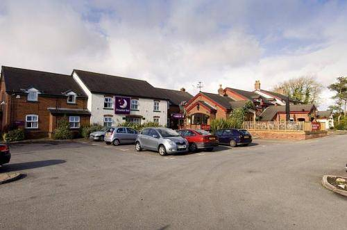 Premier Inn Blackpool Kirkham (M55, Jct 3) in Blackpool
