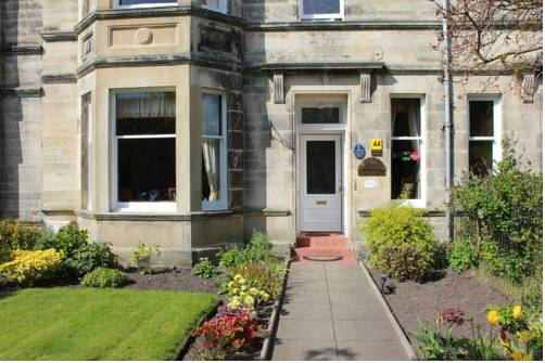 26 The Crescent - Guest House in Ayr
