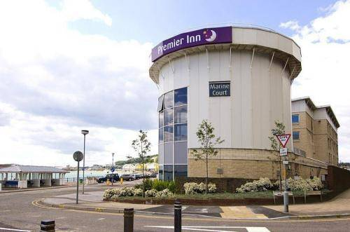 Premier Inn Dover Central (Eastern Ferry Terminal)