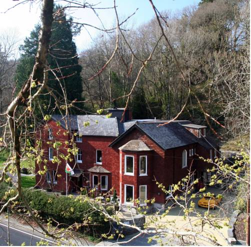 Lledr House Hostel in Betws-y-Coed