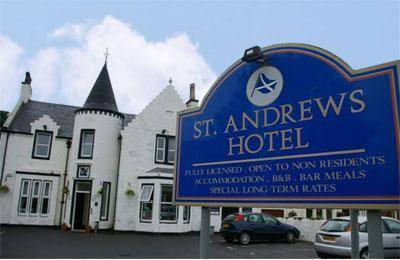 St Andrews Hotel in Ayr