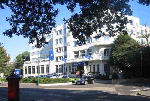 The Queens Hotel and Spa in Bournemouth