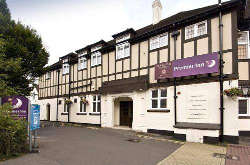Premier Inn Solihull (Shirley) in Birmingham
