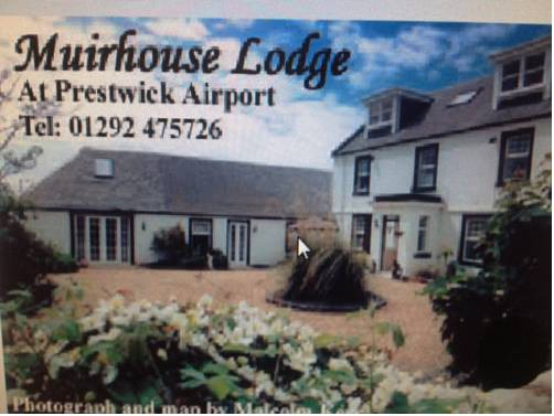 Muirhouse Country Lodge in Prestwick