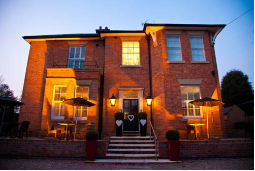 3 The Old Vicarage Boutique Hotel 5 Star Westhorpe Southwell Nottinghamshire