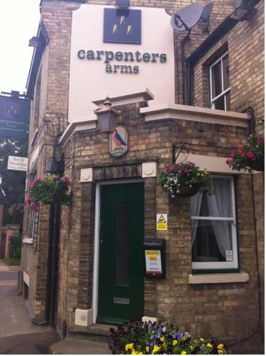 The Carpenter's Arms in Cambridge