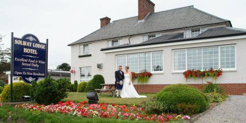 Solway Lodge Hotel in Scotland