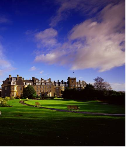 The Gleneagles Hotel in Scotland