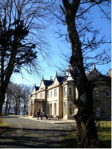 Raasay House in Scotland
