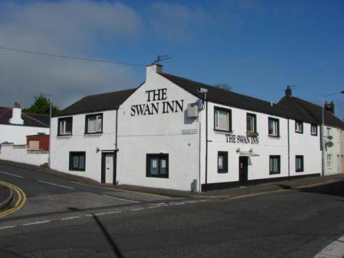 The Swan Inn in Scotland
