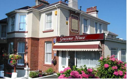 Grosvenor House in Torquay