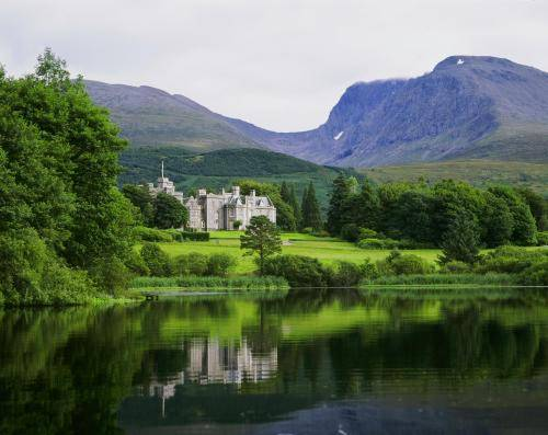 Inverlochy Castle Hotel in Fort William
