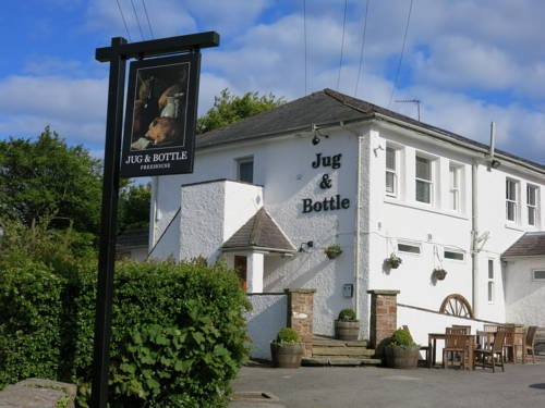 The Jug And Bottle in Liverpool