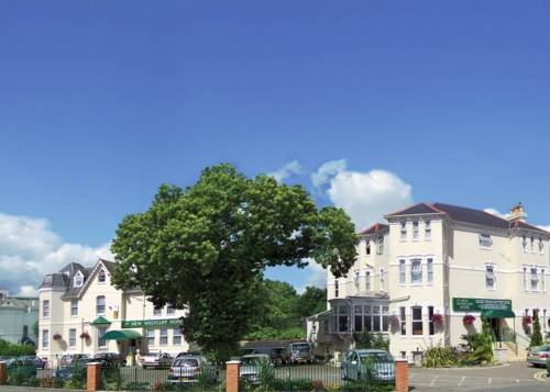 New Westcliff Hotel in Bournemouth