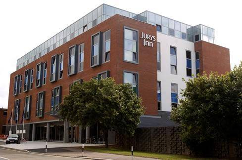 Jurys Inn Exeter in Devon
