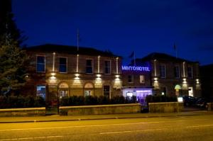 The Minto Hotel in Edinburgh