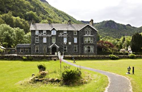 The Borrowdale Hotel in Cumbria