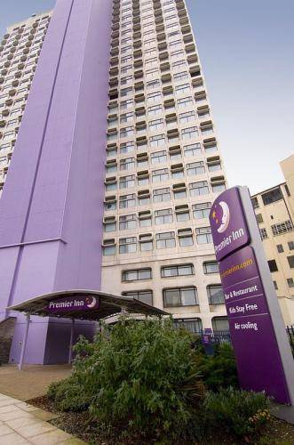 Premier Inn Manchester City (MEN ArenaPrintworks)