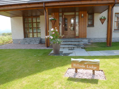 Aviemore Hillside Lodge in Scotland