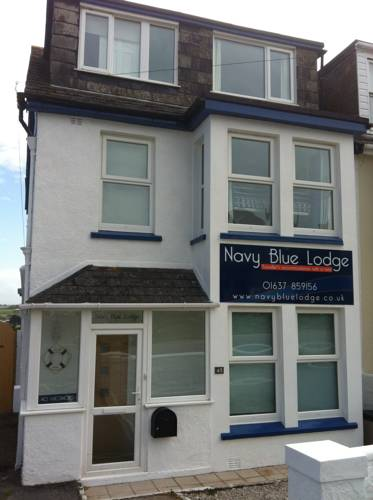 Navy Blue Lodge