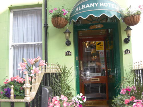 Albany Hotel in London