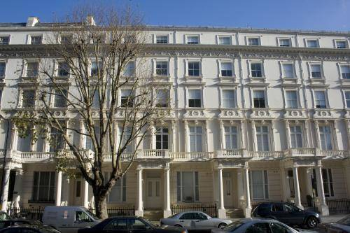 Hotels accommodation near kensington palace for 55 inverness terrace bayswater