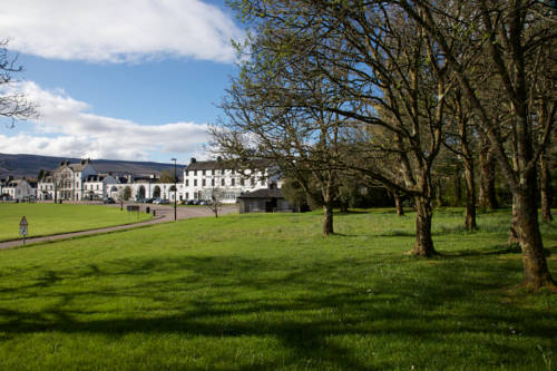 The Inveraray Inn in Scotland
