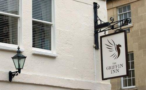 The Griffin Inn in Bath