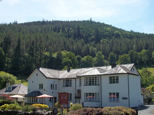 Glenwood Guesthouse in Betws-y-Coed