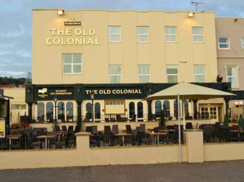 Old Colonial by Marston's Inns in Weston-Super-Mare