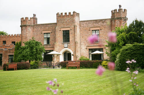 Crabwall Manor Hotel and Spa in Chester