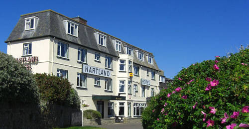 The Hartland Hotel in Cornwall